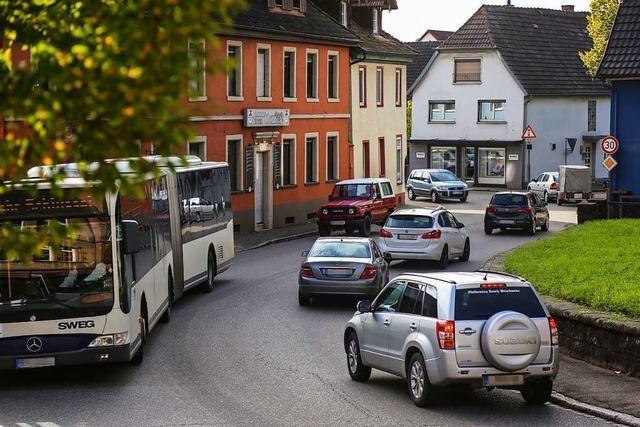 Grüne stellen die geplante Umfahrung von Kippenheim in Frage