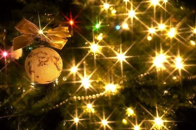 So feiern Lahrer das diesjährige Weihnachtsfest