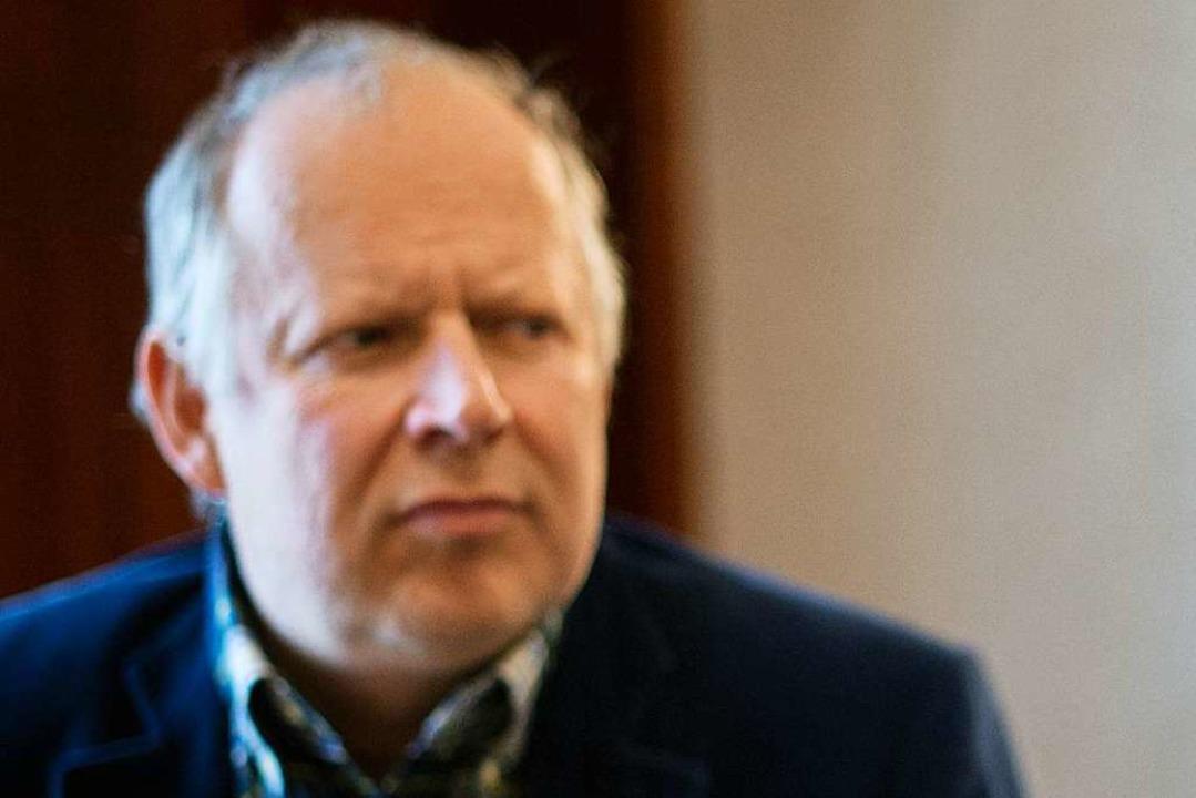 Tatort-Kommissar Klaus Borowski (gespielt von Axel Milberg).    Foto: Maja Hitij