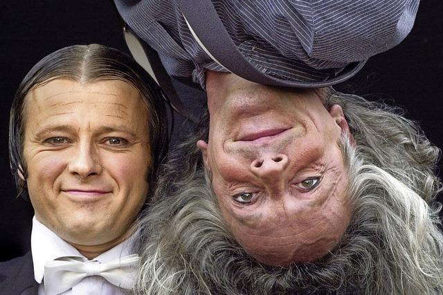 Stunden des Lachens und Staunens mit Gogol & Mäx
