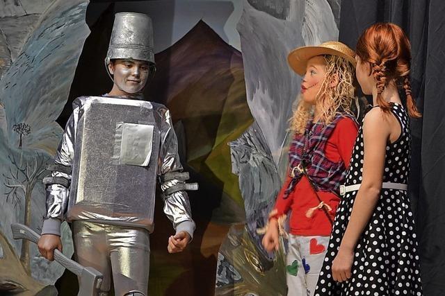 Im Zauberland Oz