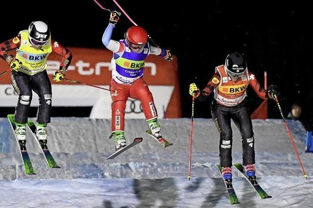 Daniela Maier Weltcup-Dritte
