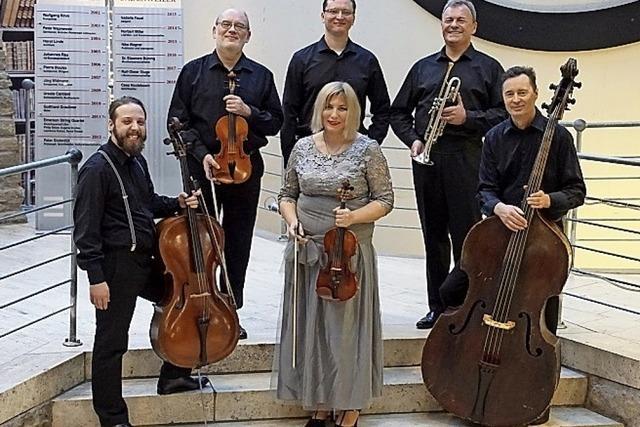 Ensemble Da Capo in Badenweiler