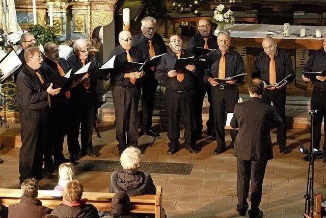 Konzert mit Gästen aus Lettland