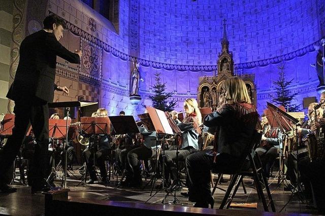 Musikalische Bescherung in der Johanneskirche
