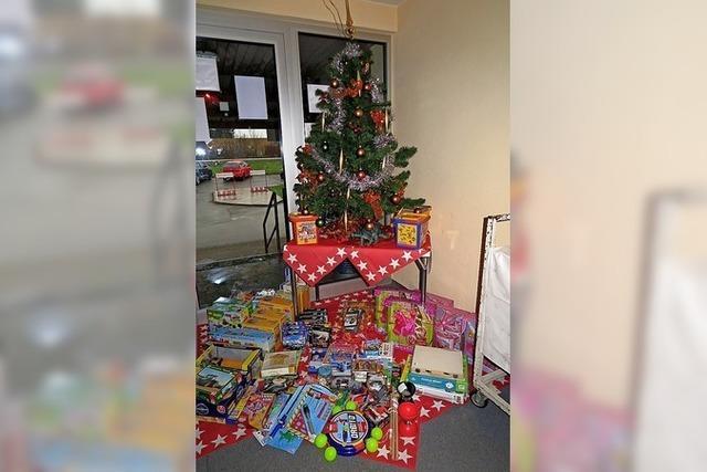 Geschenke für die Kinder