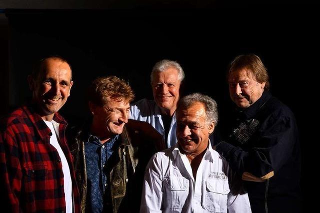 Die Freiburger Band Soundedge ist 50 – und feiert im März