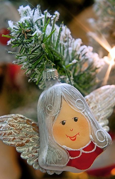 Ob mit Klischee oder ohne: Es darf Weihnachten werden.  | Foto: Hendrik Schmidt