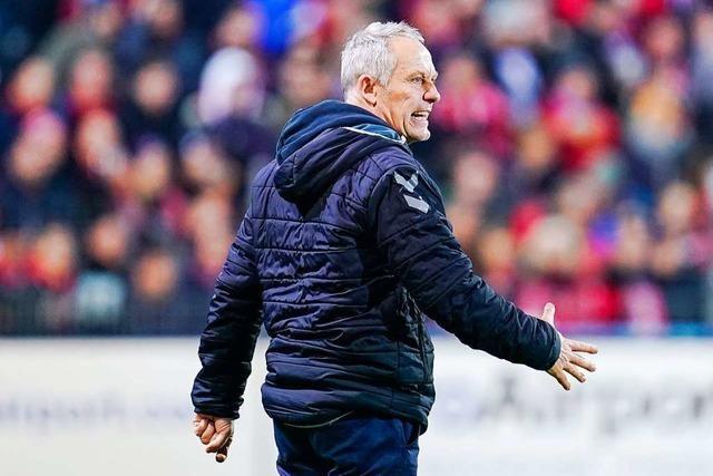 Das SC-Heimspiel gegen Bayern München war ein Spiel für die Erinnerung