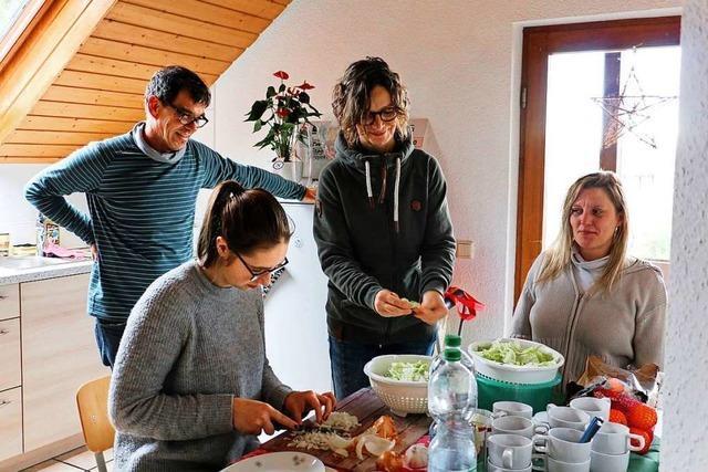Wärmestube in Herbolzheim bietet Obdachlosen mehr als eine warme Mahlzeit