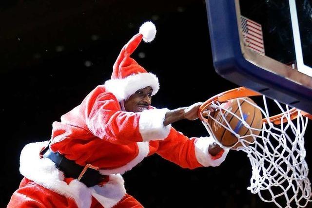 So feiern internationale Sportler im Kreis Lörrach Weihnachten