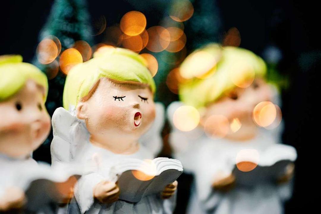Weihnachtslieder sind nicht aus der Mode.  | Foto: MIA Studio / stock.adobe.com