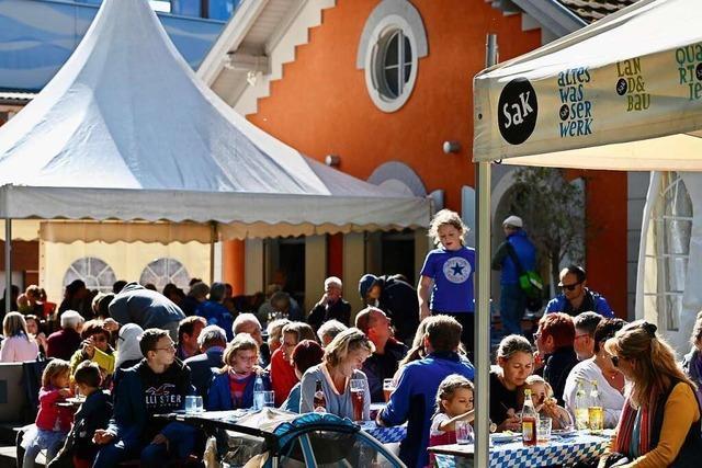 Der SAK in Lörrach ist ein Ort, an dem Menschen zusammenkommen