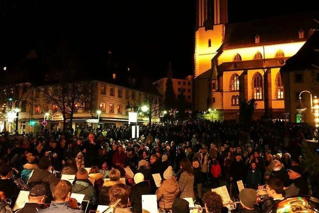 So war die erste Weihnachtsansprache von Bürgermeisterin Meike Folkerts