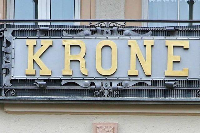 Im Kanderner Gasthaus Krone wird ab Januar südtiroler Küche serviert
