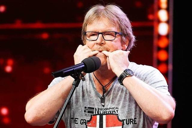Jürgen Kern steht beim RTL-Supertalent im Finale