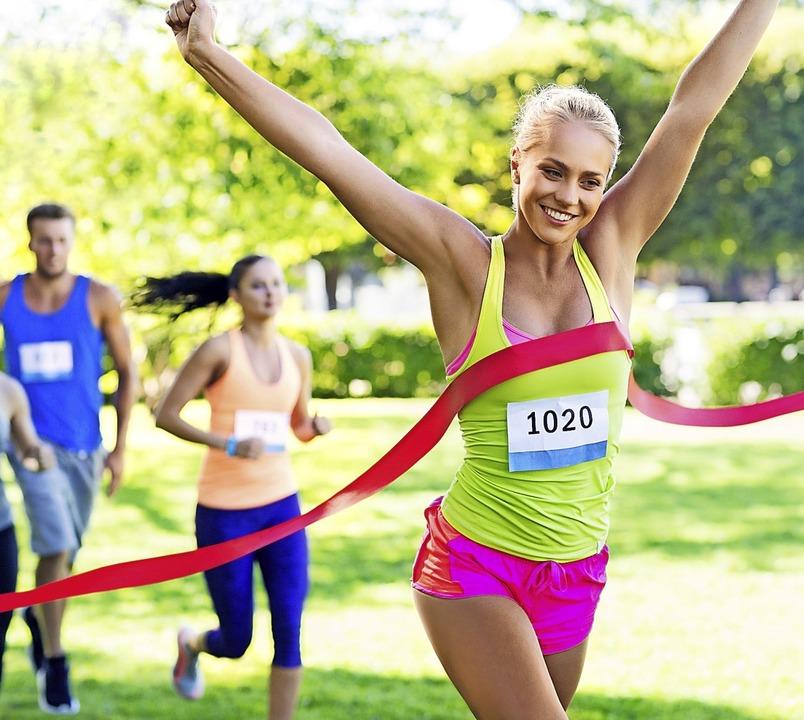 Sich ambitionierte Ziele zu setzen, motiviert stärker, sie auch zu erreichen.  | Foto: lev dolgachov
