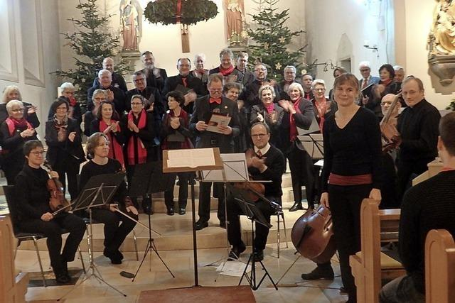 Chorsätze aus alter und neuer Zeit