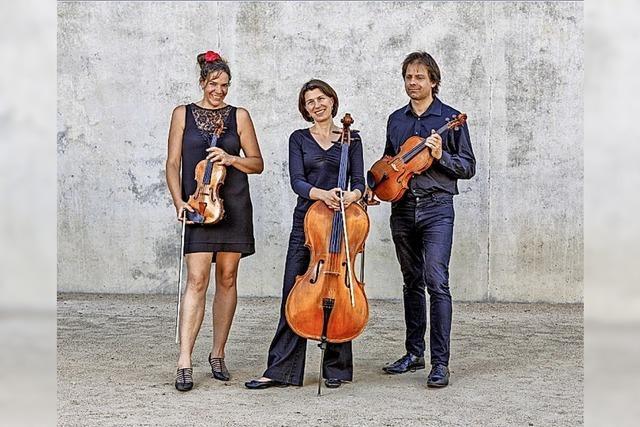 Janus-Ensemble im Historischen Kaufhaus