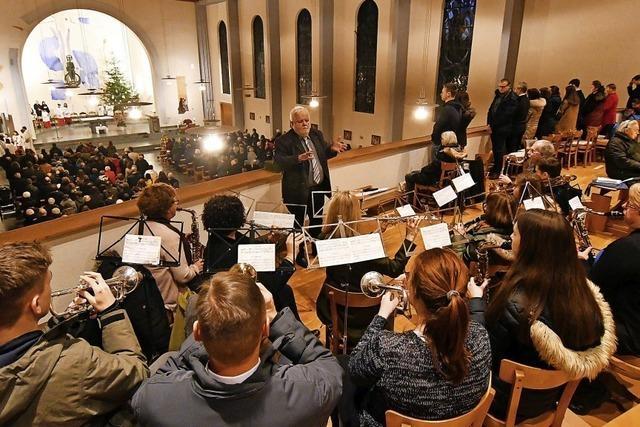 Familienchristmette in Sancta Maria