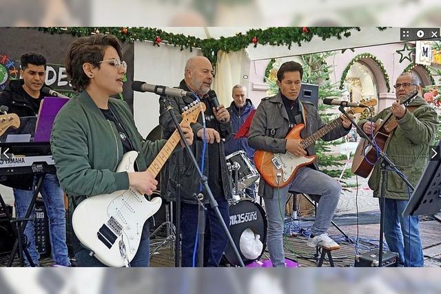 The Worlderers im Rock-Café Altdorf