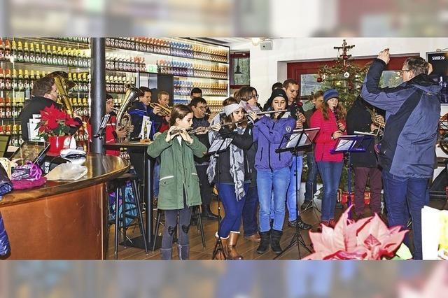 Weihnachtliche Klänge zur Einstimmung aufs Fest