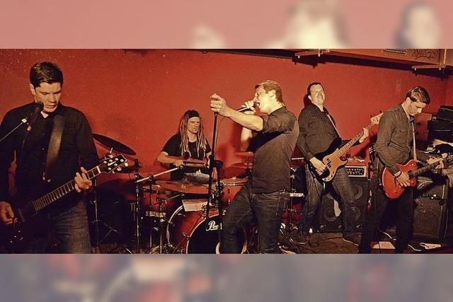 Rocknacht in der Wutachhalle