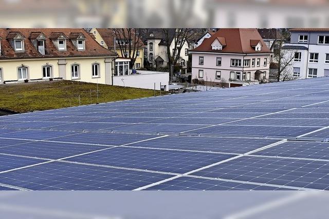 Waldkirch musste sich 2019 mehr auf Wesentliches konzentrieren