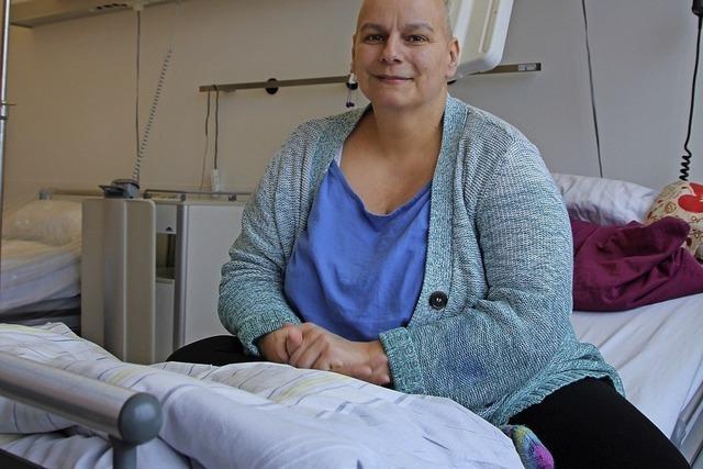 Michaela Meyer ist an Leukämie erkrankt und kämpft für ihre sechs Kinder