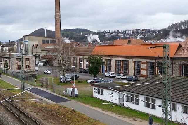 Das Lauffenmühle-Areal bietet Lörrach unverhoffte Möglichkeiten