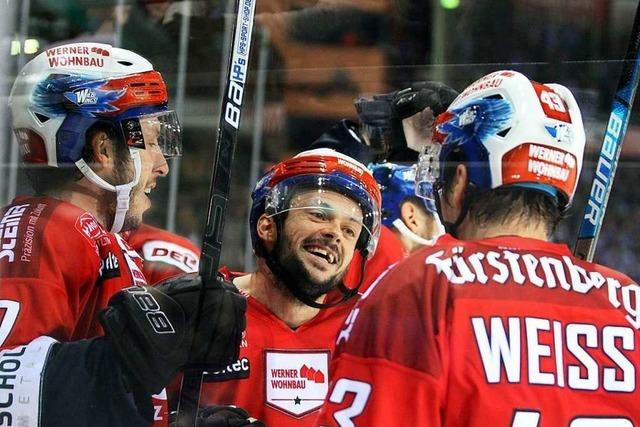 Kleines Weihnachtswunder: Wild Wings schlagen Meister Mannheim