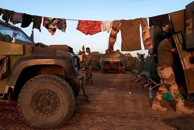 Nordafrikanische Pufferstaaten geraten ins Wanken