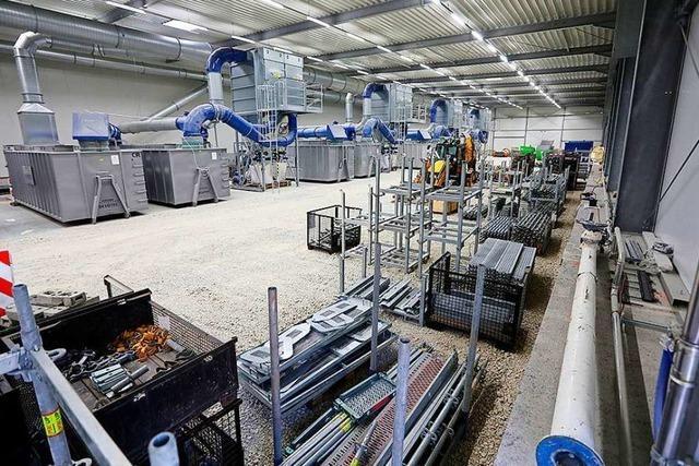 Ende 2020 ist der Roche-Perimeter der Kesslergrube in Grenzach-Wyhlen sauber