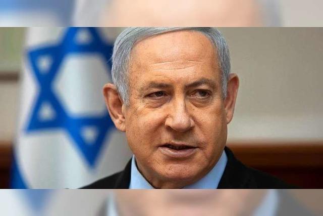 Klarer Sieg für Netanjahu bei Likud-Wahl zum Parteivorsitzenden