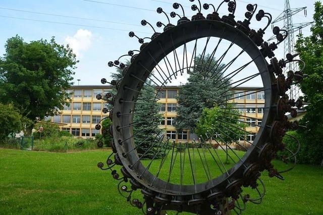 Der Kreis Lörrach investiert in seine Schulen und den neuen Bau des Landratsamtes