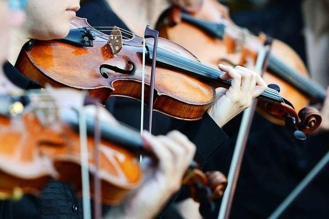 Drei Musikinstrumente aus einem Auto gestohlen