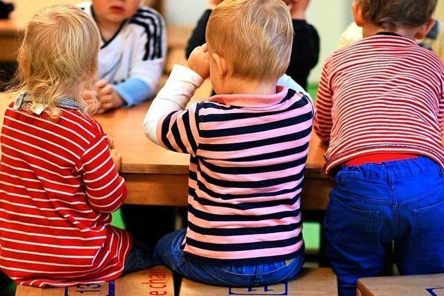 Der Rechtsanspruch auf Kinderbetreuung bringt Kreis und Kommunen in Zugzwang