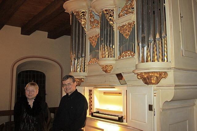 Die Orgel ist der Star