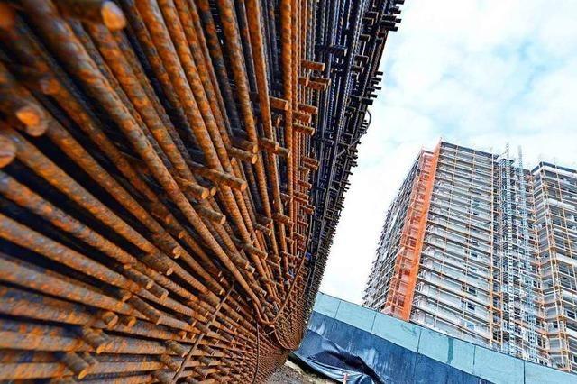 Stadt erreicht ihr Ziel: Mehr als 1000 Wohnungen in diesem Jahr genehmigt