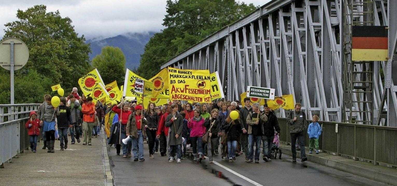 Die Agus Markgräflerland freut sich üb... der auch die Agus teilgenommen hatte.  | Foto: Dorothee Philipp