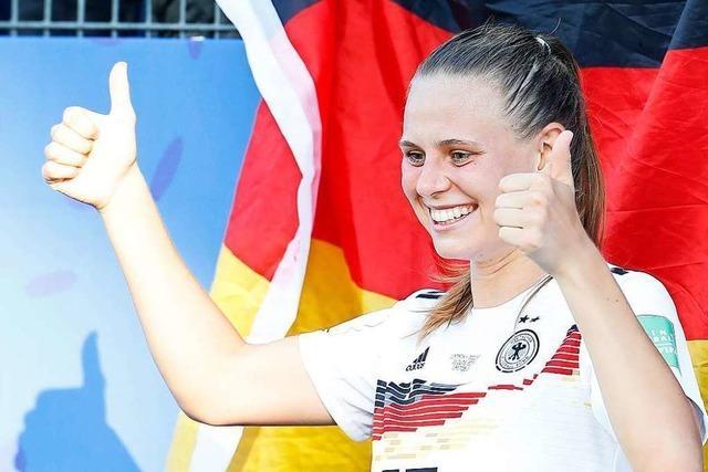 Gänsehaut in Wembley: Klara Bühl, der SC Freiburg und die Nationalelf