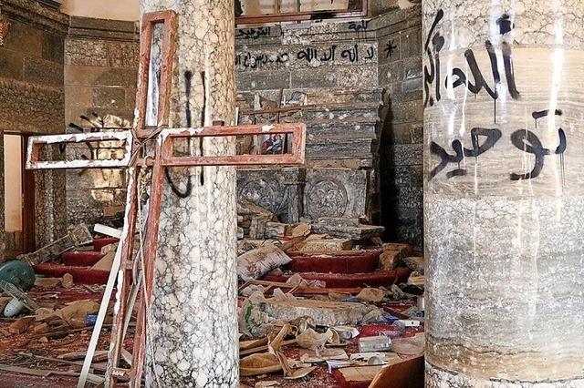 Terror gegen Christen im Nahen Osten