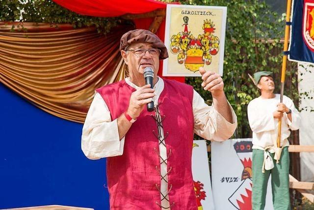 So hat Gerd Kölble die 800-Jahr-Feier in Kappel erlebt