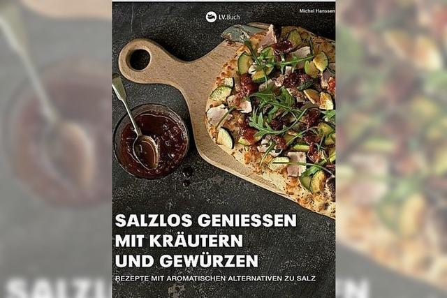 Ein Kochbuch voller aromatischer Alternativen jenseits des Salzes