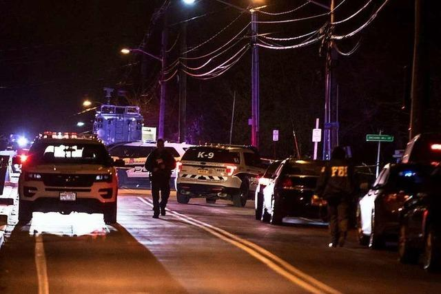US-Medien: Verletzte bei Messerangriff während jüdischer Feier bei New York