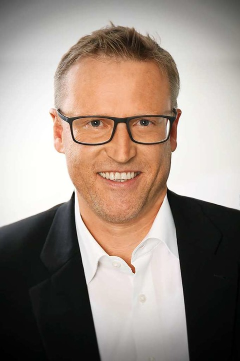 Johannes Ackermann bleibt Bugginger Bürgermeister.  | Foto: die photoLounge. sabrina hoch