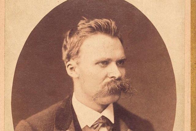 Friedrich Nietzsche und seine platonische Freundschaft zu einer Lörracherin