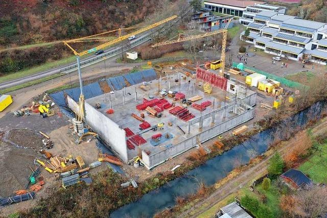 Neubauprojekte prägen das Jahr 2019 in Schönau
