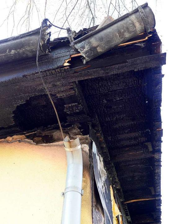 Bereits im April hatte es an der Kita gebrannt.  | Foto: Ingo Schneider