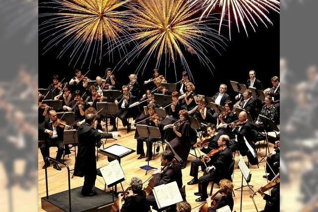 Johann Strauß Orchester Budapest konzertiert im Palais de la Musique